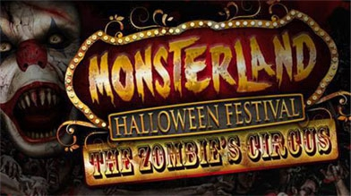 Monsterland Halloween Milano 2014